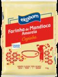 Farinha de mandioca  amarela Ekobom 1Kg