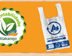 Quais os benefícios da sacola biodegradável?