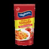 Molho de Tomate Tradicional Ekobom 340g