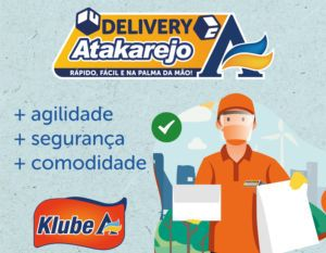 Já conhece o Delivery Atakarejo?