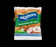 Rosquinhas de Coco Ekobom 300g